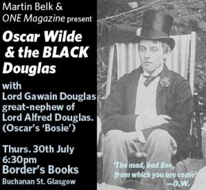 BLACK Douglas